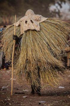 Festival des Masques de Dédougou, Burkina Faso by ronnyreportage, via Flickr