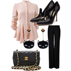 Dream Work Outfit