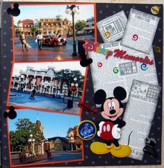 FIRST TRIP TO DISNEY WORLD (OCTOBER 2011) - PAGE 64 & 65