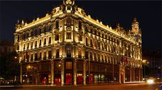 Buddha-Bar Hotel Budapest Klotild Palace à Budapest