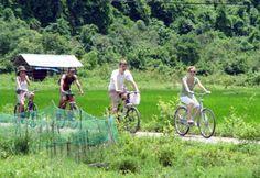 Du lịch cộng đồng phát triển ở đảo Cô Tô