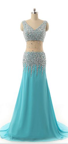 #blue #chiffon #prom #party #evening #dress #dresses #gowns #cocktaildress #EveningDresses #promdresses #sweetheartdress #partydresses #QuinceaneraDresses #celebritydresses #2017PartyDresses #2017WeddingGowns #2017HomecomingDresses #LongPromGowns #blackPromDress #AppliquesPromDresses #CustomPromDresses #backless #sexy #mermaid #LongDresses #Fashion #Elegant #Luxury #Homecoming #CapSleeve #Handmade #beading