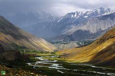Handrup, Ghizer Valley, Gilgit-Baltistan | By Hasaan Fazal