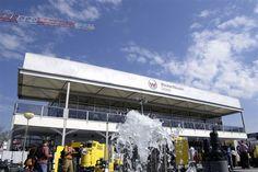2013 unterstützten wir die BAUMA, die internationale Fachmesse für Baumaschinen, Baustoffmaschinen, Bergbaumaschinen, Baufahrzeuge und Baugeräte, mit unseren Zelt- und Hallenkonstruktionen in München.