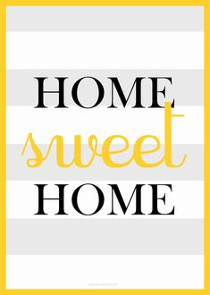 home sweet home poster - Pesquisa Google
