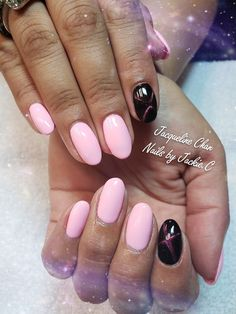 Pink & Magnetic cat eyes effects. Check out my page on Instagram@ nailsjchan or www.nailsbyjackiec.com