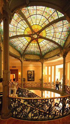 Palacio Longoria (Madrid) de José Grases. Madrid