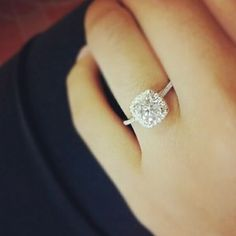 my cut <3 vintage style ring.