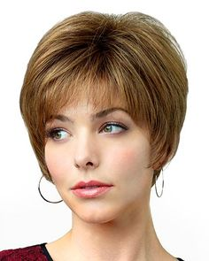 Wigsis provides variety of Easeful Auburn Boycuts Straight Short Wigs with good customer service and fast shipment, including short curly wigs,short brown wig for customer. Short Curly Wigs, Short Hair Cuts, Short Hair Styles, Wilshire Wigs, Pelo Pixie, Short Hairstyles For Women, Black Hairstyles, Synthetic Wigs, Revlon