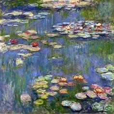 Monet - Ninfee