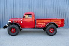 Tom Selleck's 1953 Power Wagon up for auction | Medium Duty Work Truck Info
