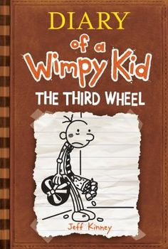 November 13, 2012: The Third Wheel (Diary of a Wimpy Kid Series #7). My daughter can't wait!