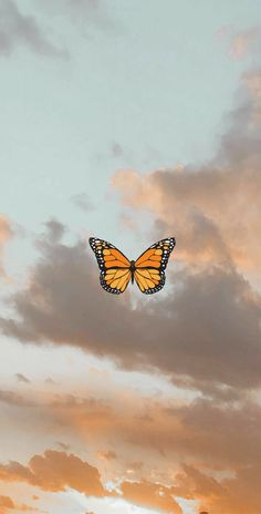 Butterfly Wallpaper Iphone, Iphone Wallpaper Vsco, Phone Wallpaper Images, Trippy Wallpaper, Iphone Wallpaper Tumblr Aesthetic, Cute Patterns Wallpaper, Iphone Background Wallpaper, Retro Wallpaper, Aesthetic Pastel Wallpaper