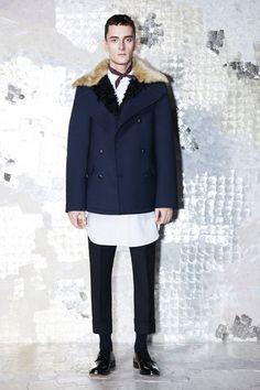 Acne Fall 2013 Menswear Collection
