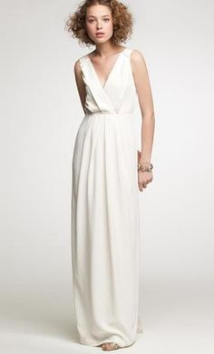 J. Crew Aveline: buy this dress for a fraction of the salon price on PreOwnedWeddingDresses.com