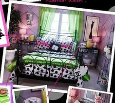 DIY Girls Room