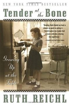 """""""She was a great cook, but she cooked more for herself than for other people, not because she was hungry but because she was comforted by the rituals of the kitchen."""""""