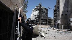 США готовят войска к химическим атакам в Мосуле