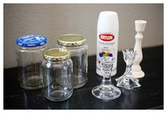great! something to do with all those jars I have a problem getting rid of! apothecary jars