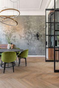 Stijlvol herenhuis > Keijser&Co Interior Architecture, Interior Design, New Room, Interior Inspiration, Retro, Beautiful Homes, Sweet Home, New Homes, Dining Table