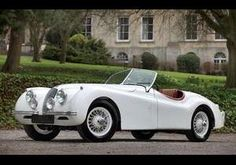 1953 Jaguar XKR120 Roadster - In Photos: The Hottest Cars In Monaco - Forbes