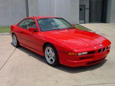 1994 BMW 850CSi 1/2