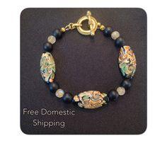 Gemstone Jewelry / Artisan Boho Chic / by EllendaleMtnDesigns