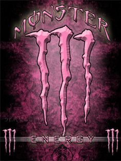 monster sign pictures   Download free logos wallpaper Pink ...  Monster