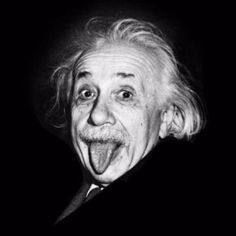Photographer Arthur Sasse tried to make Albert Einstein smile for a photograph on this birthday. Tired of smiling for pictures, he stuck out his tongue. This has become one of the most iconic pictures of Einstein ever. Einstein Tongue, Wallpaper Free, Famous Pictures, Funny Pictures, Theory Of Relativity, Intelligent People, Proverbs 31 Woman, Brian Tracy, Inspirational Quotes