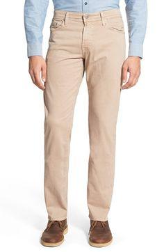 AG 'Graduate SUD' Slim Straight Leg Pants