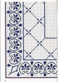 quilting like crazy Just Cross Stitch, Cross Stitch Borders, Cross Stitch Designs, Cross Stitching, Cross Stitch Embroidery, Cross Stitch Patterns, Pixel Pattern, Bobble Stitch, Hand Embroidery Patterns