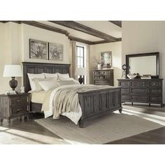 calistoga king 6 piece bedroom set bedroom