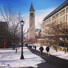 Cornell Right Now