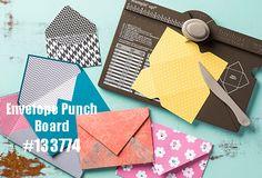 Envelope Punch Board http://www.mychicnscratch.com/2013/09/envelope-punch-board.html