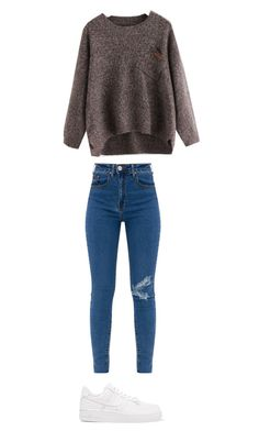 """""""Untitled #61"""" by luciwren on Polyvore featuring NIKE"""