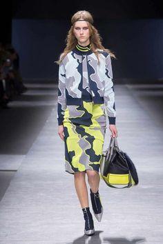 Versace Womenswear FW Fashion Show  - LOOK 27 | Official Website