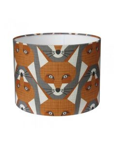 Cool Mesh Lampshade Blue