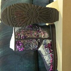 Uggs boots Sparkle uggs UGG Shoes Winter & Rain Boots