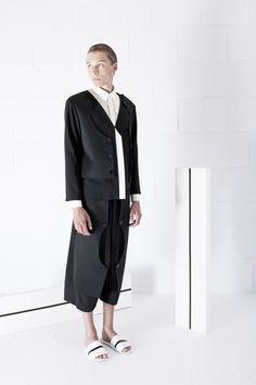 SS15 - Menswear #orphanbird #ss15 #menswear #allblack #minimalfashion #minimalism #editorial