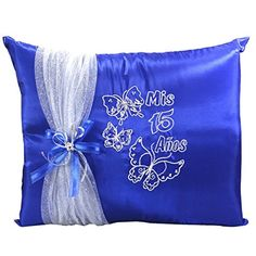 Handling time: Please allow 10 days for us to make your order due to quinceanera items are hand made. Longer time may be experienced due to peak seasons during Spring and Summer. Shipping time is about 3~5 business days across the US. We recommend placing your order one month in advance of your planned event […] Party Themes, Party Ideas, Quinceanera Party, 10 Days, Bible, Seasons, Album, How To Plan, Pillows