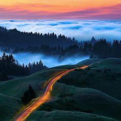 Mt. Tamalpais, San Francisco