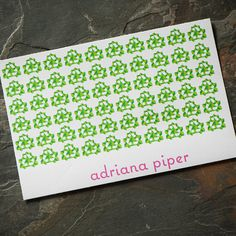 Recycle Stickers 60 ct for Erin Condren Life by adrianapiper