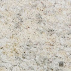 Bianco-Romano granite looks good with white cabinets or stained wood. It's warmer than Kashmir White. Granite v Caesar stone? Granite Tile, Granite Kitchen, Kitchen Countertops, Granite Colors, White Cabinets With Granite, Kashmir White Granite, Light Granite Countertops, Gray Cabinets, Concrete Kitchen