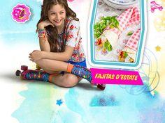 Questo è il piatto ispirato a Soy Luna!!!!