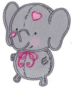 Embroidery | Free Machine Embroidery Designs | Bunnycup Embroidery | Baby Dolls Three