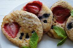 Pancakes z owocami