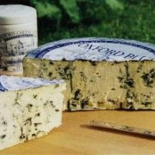 Oxford Blue Cheese from The Covered Market, Oxford