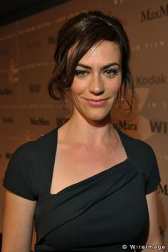 The beautiful Maggie Siff
