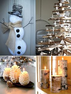 70+ Christmas Home Decoration Inspirations