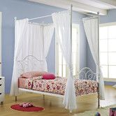 Found it at Wayfair - Queen Canopy Bed
